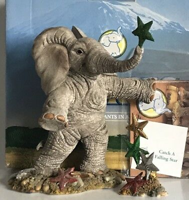 """Tuskers Extremely Rare & Retired - """"Catch A Falling Star"""" New In Box"""