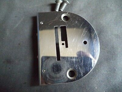 Vintage Singer Sewing-Original Featherweight 221K Throat Plate
