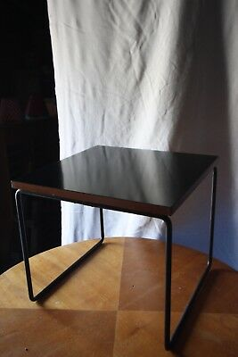 Table volante Pierre GUARICHE Vintage An 50's basse bout de canapé STEINER
