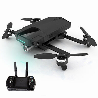 GDU O2 Wifi FPV With 3-Axis Stabilized Gimbal 4K Camera Obstacle Avoidance RC Dr