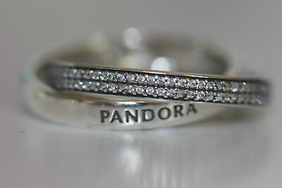 49dee70d0 Authentic New Pandora Sweet Promise Cz Ring 196546Pcz *Choose Size*Gift Box