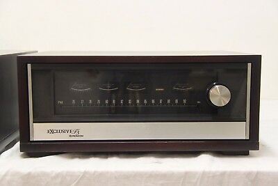 Pioneer Exclusive F3 FM Stereo Tuner