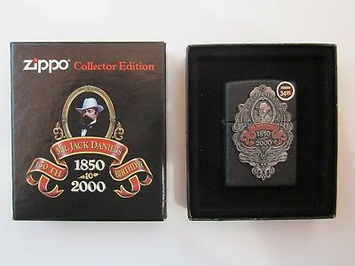 Zippo Jack Daniels 150th Anniversary Mint condition