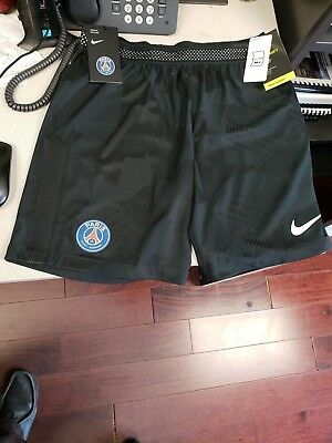 cheaper b9999 96d6d NIKE PARIS SAINT Germain Aeroswift Vapor Match Shorts Player Issue 847204  010 M