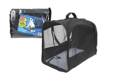 NEW Large Travel Collapsible Pet Carrier Small Dog Cat Rabbit Portable Pet Kenne