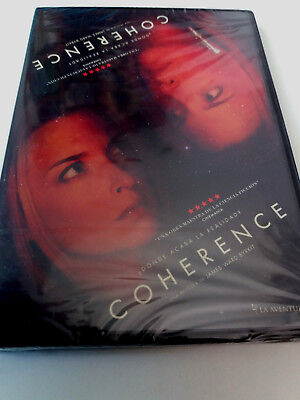 """Dvd """"coherence"""" Precintado Sealed James Ward Byrkit Nicholas Brendon Emily Foxle"""