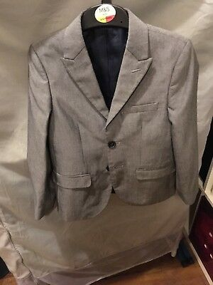 Boys Next Signature Grey Suit age 8 years