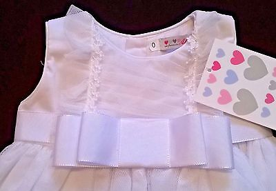 fabulous Spanish christening gown Confecciones Alber white cotton Blend NB 1m