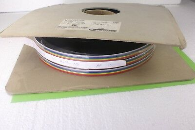 Amphenol Spectra Strip 111-2214-030 30 Conductors 22Awg Flat Ribbon Cable