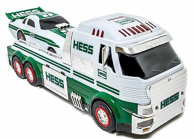 2016 Hess Toy Truck and Dragster - BRAND NEW - Flashing Lights / Sounds / Mute