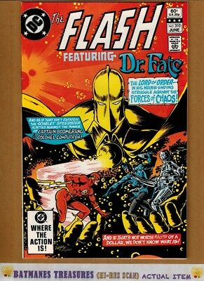 Flash #310 (9.2-9.4) NM Dr. Fate Appearance 1982 Bronze Age Key Issue