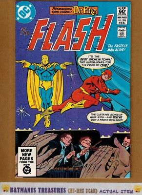Flash #306 (9.2-9.4) NM Dr. Fate Appearance 1982 Bronze Age Key Issue