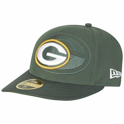 New Era 59Fifty LOW PROFILE Cap - SIDELINE Green Bay Packers