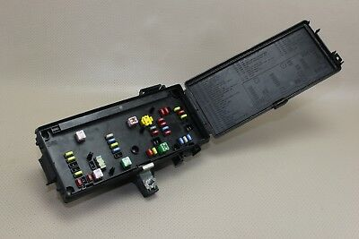 fuse box 07 dodge ram 07-10 dodge ram 1500 fuse box tipm integrated power module ...