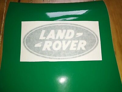 Land Rover Decal Discovery Range Rover Classic Defender RRC P38 LR2 LR3 Series