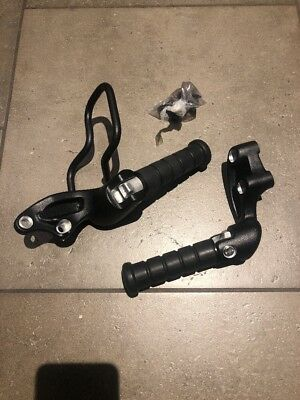 Indian Motorcycles 2018 Scout Bobber Passenger Foot Pegs