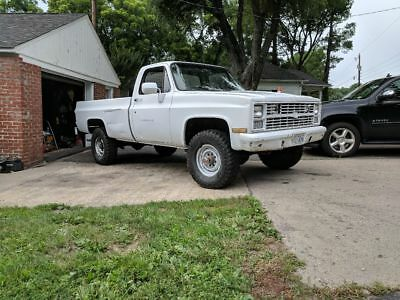 1985 Chevrolet Other Pickups  1985 M1028 CUCV Chevy K30