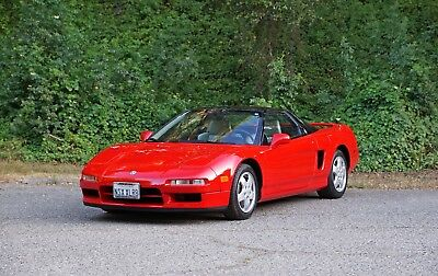 1991 Acura NSX  1991 Acura NSX - 2,590 Orig. Miles, One CA Collector Owner, Completely Original
