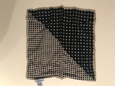Pocket Square 100% Wool Made in Italy