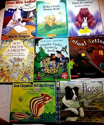 ACCELERATED READER Lot 21 Kids Picture Books AR Levels 1.3 to 3.8