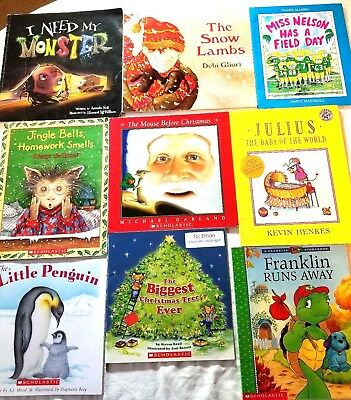 ACCELERATED PICTURE Lot 20 Third Grade Readers AR Levels 3.0 to 3.9 3rd