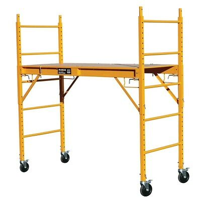 Franklin Multipurpose Two Stage Heavy Duty Scaffold, virtually new. Local pickup