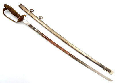 Ww Ii Period Chinese China Nationalist Army Officer's Dress Sword