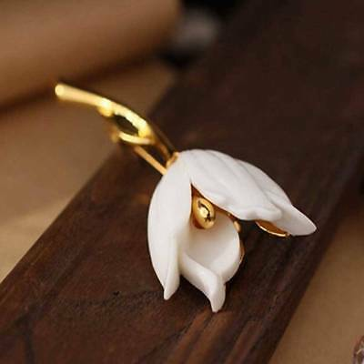 New Fashion Accessories European Style Girl Gorgeous Flower Brooch Party