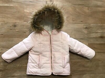 Country Road Baby Girl Jacket 6-12 Months