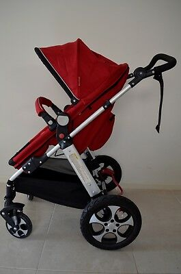 I.believe 2in1 Stroller (red) with lots of additional accessories!!