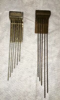 Antique Clock Chime Rods
