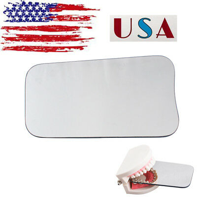 Dental Intraoral Orthodontic Photographic Glass Mirror 2 sided Occlusal USA