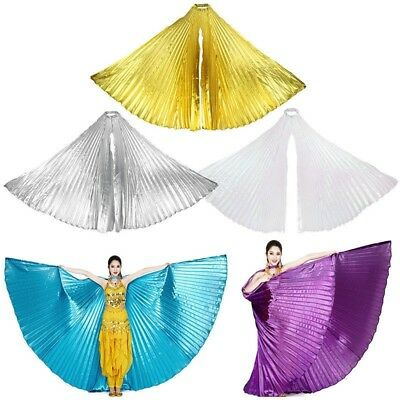 India Egypt Belly Dance Costumes Isis Wings Festival Fancy Angel Isis Wings Wear