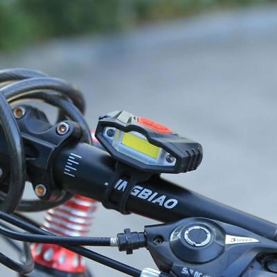 Sale USB Rechargeable LED Bike Bicycle Headlight Front Light Tail Rear Lamp hy