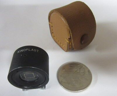 vintage KINOPLAST photography accessory with case