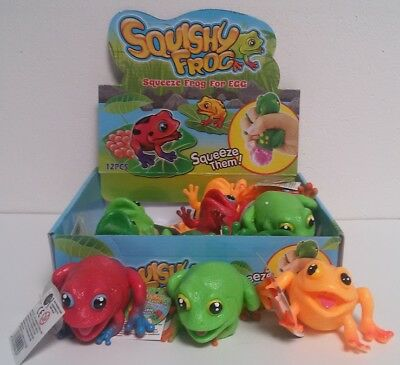 Squeeze Frog  Squeeze Frosch  Antistress-Spielzeug
