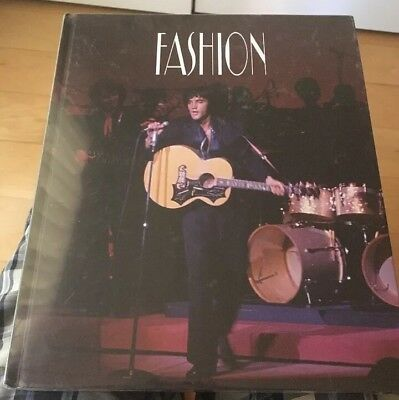 Elvis Fashion For A King FTD BOOK SEALED Read Description