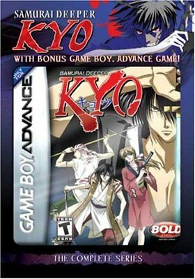 NEW Samurai Deeper Kyo Complete with Game (2008) (DVD)