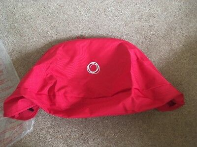 Brand New Bugaboo Runner Red Extendable Hood- will fit also buffalo