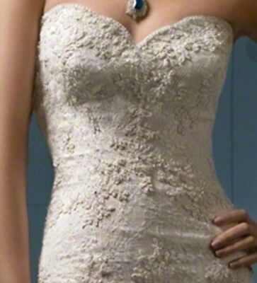 Alfred Angelo style 801 $1200 value