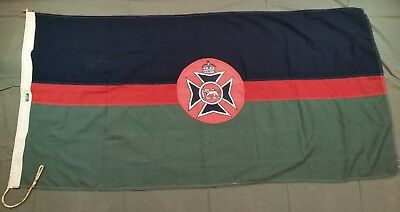 Rhodesian Regiment Flag NOT REPRO, 100% AUTHENTIC, Correct Bush War flag. Selous