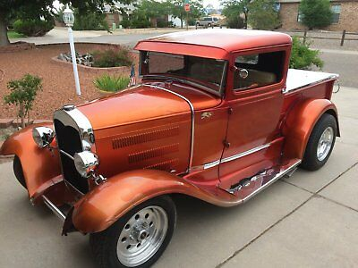 """1931 Ford Model A CHOPPED 3"""" TOP 1931 Ford Model A Pickup Chopped Top"""