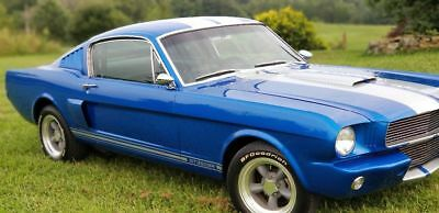 1966 Ford Mustang  1966 Ford Mustang fastback custom Shelby GT350 SR recreation