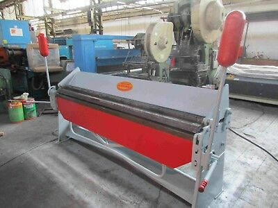 2.5metre box and Pan sheet metal folder / other sizes new and used available