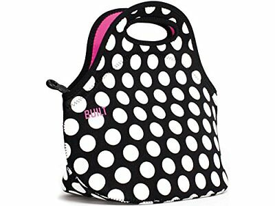 Built NY Gourmet Getaway Big Dot Black and White - Bolso (Lunar grande)