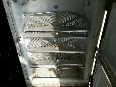 Antique (Rare)General Electric Refrigerator with Lazy Susan