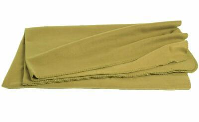 Fleece Decke Camping Outdoor BW Coyote zu Poncho Liner