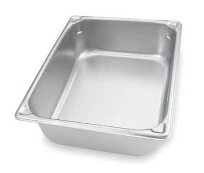 VOLLRATH 30542 Pan,Half-Size Long,5.7 Qt