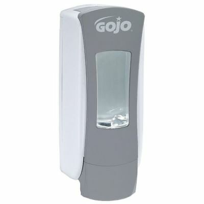 ADX-12 1250mL Foam Soap Dispenser, Push-Style, Gray/White GOJO 8884-06