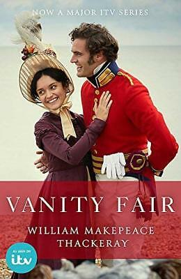 Vanity Fair by William Makepeace Thackeray New Paperback Book